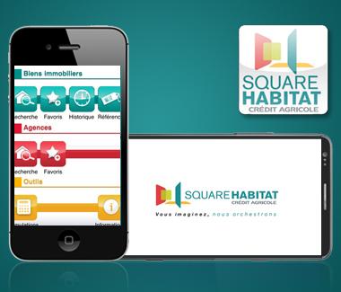 cr dit agricole loire haute loire square habitat mobile. Black Bedroom Furniture Sets. Home Design Ideas